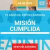 15 años de EXPOELEARNING: misión cumplida