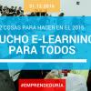 12 cosas para hacer en el 2016: mucho e-learning para todos