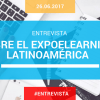 Entrevista a José Lozano director EXPOELEARNING Latinoamérica