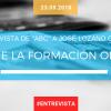 Entrevista a José Lozano en el diario ABC