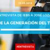 """""""Soy de la generación del Typp-ex"""" entrevista realizada por IEBS Business School"""