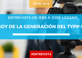 «Soy de la generación del Typp-ex» entrevista realizada por IEBS Business School