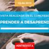 """""""Aprender a desaprender"""" entrevista realizada en el Congreso EXIBED en Valencia"""