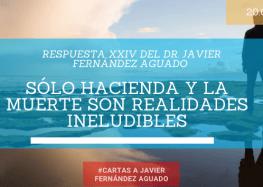 Respuesta XXIV del Dr. Javier Fernández Aguado