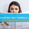 Reportaje en ABC sobre e-learning