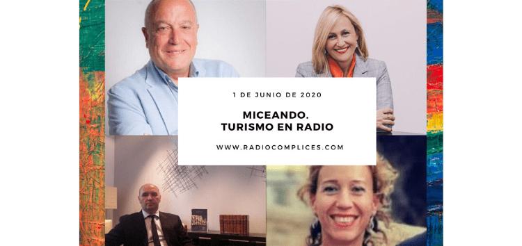Participación en el programa de radio Miceando de Murcia