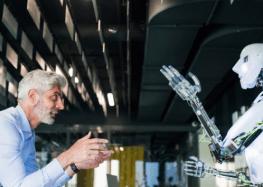 Los robots están llamando a la puerta de tu oficina vacía