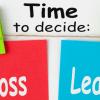 ¿Jefe o Líder?